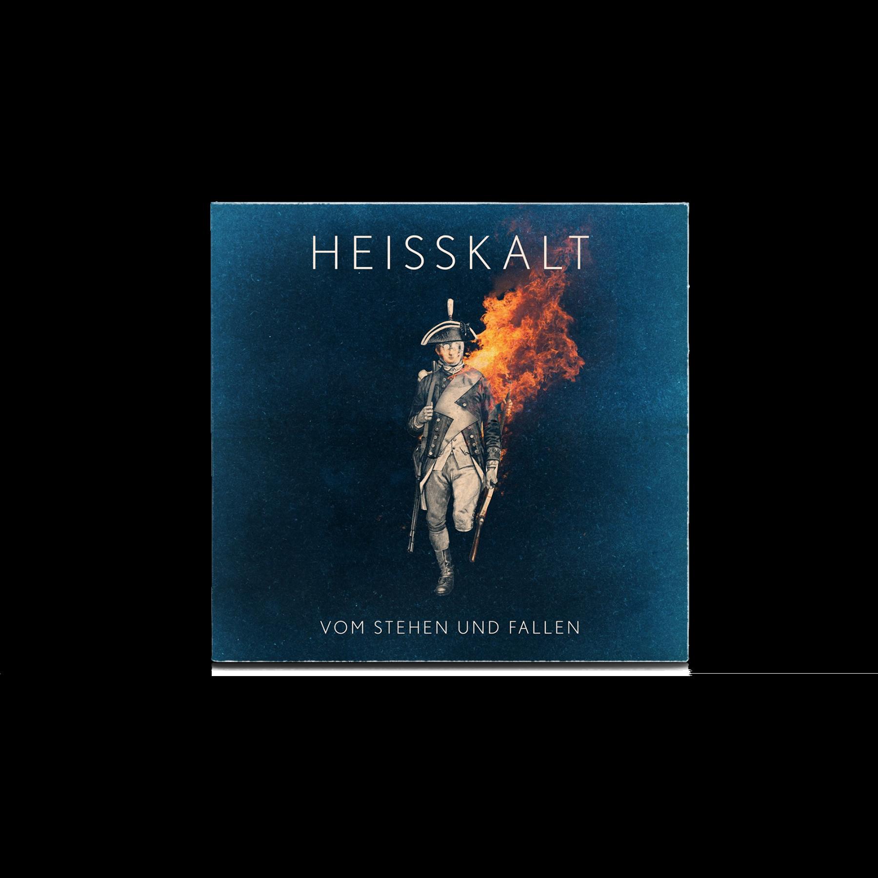 CD - Vom Stehen Und Fallen