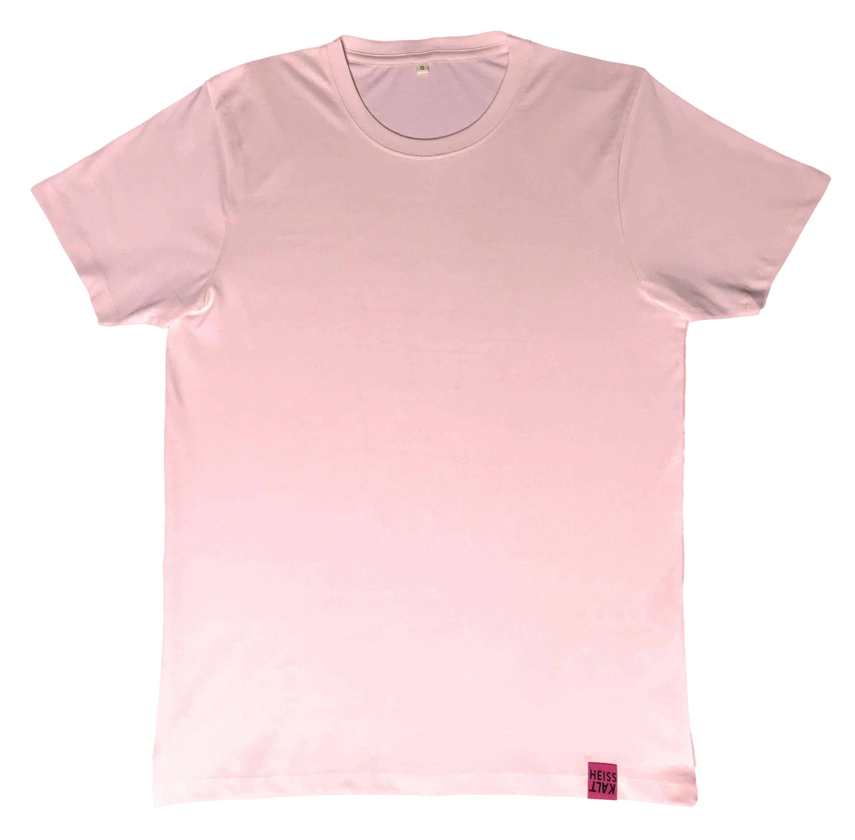 T-Shirt - Zwei Möhren Backprint Rosa